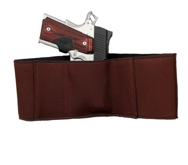 Gould & Goodrich Body Guard Concealment Holster, Xlarge - MED AUTO/REVOLV