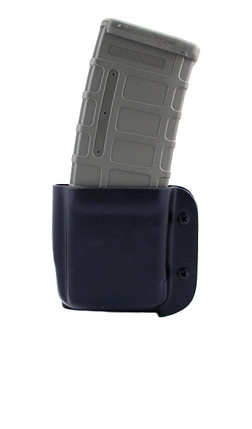 Blade-Tech Kydex AR-15 Magazine Pouch with Tek-Lok - Magpul PMAG Magazines