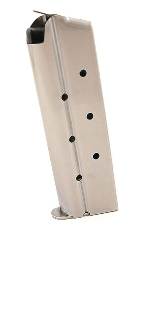 Check-Mate .40SW, 9RD, Stainless Steel - Full Size 1911 Magazine