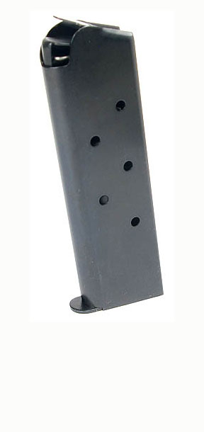 Check-Mate .45ACP, 7RD, Blue, Hybrid, CMF - Full Size 1911 Magazine