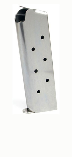 Check-Mate .45ACP, 8RD, SS - Full Size 1911 Magazine