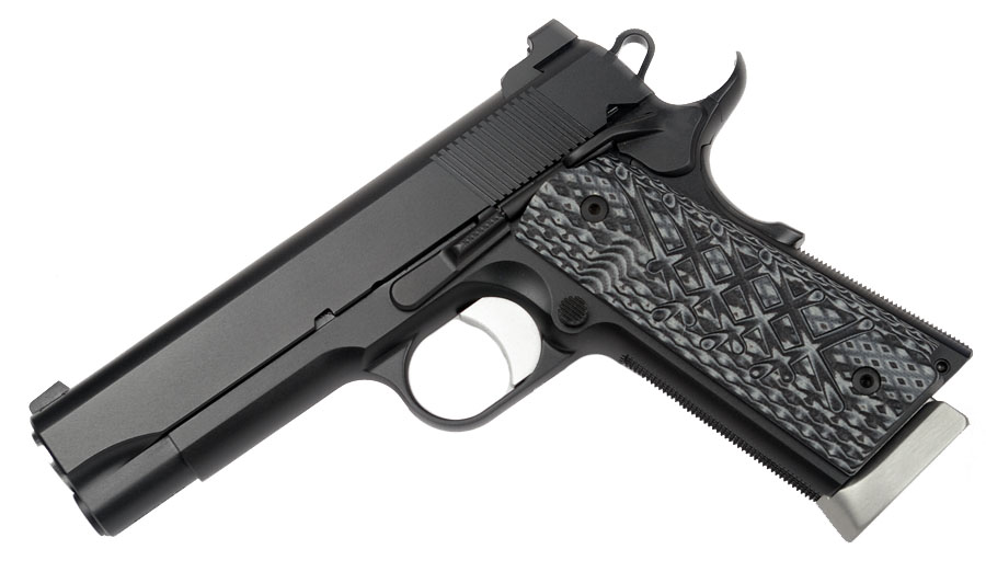 Guncrafter Industries Model 3 Commander, 50GI, Ambi Safety, Black - W/.45 Conversion Kit