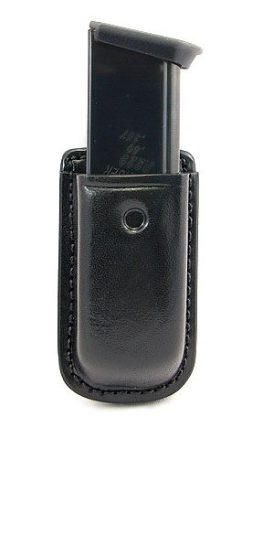 Don Hume D417 Magazine Carrier, Black, Belt Clip - 100B