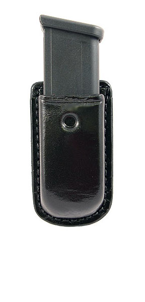 Don Hume D417 Magazine Carrier, Black, Belt Clip - 200B