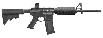 Daniel Defense DDM4 Tactical Rifle .223 / 5.56NATO Standard Handguards