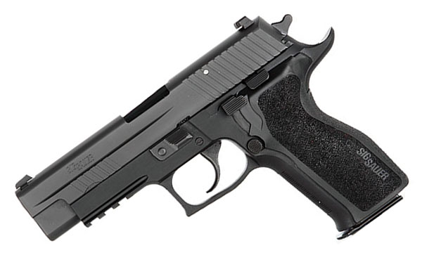 Sig Sauer P226R ENHANCED ELITE .40SW, Nitron, SigLite Night Sights, DA/SA, SRT, E2 Grips