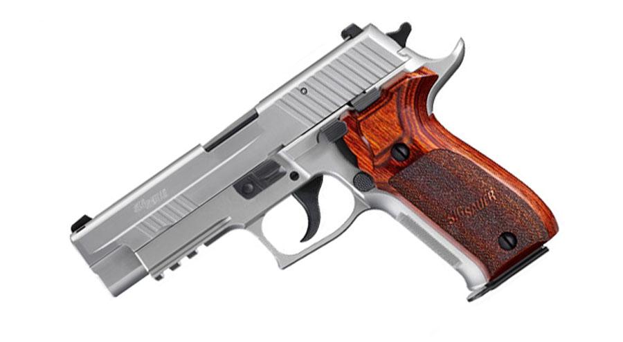 Sig Sauer P226R ELITE .40S&W, SS, SigLite Night Sights, DA/SA, SRT