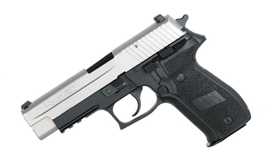 Sig Sauer P226R, .40 S&W, T-Tone, SigLite Night Sights, DA/SA