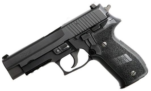 Sig Sauer P226R 9mm - German Carbon Slide