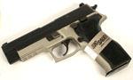 Sig Sauer P226R 9mm, Reverse T-Tone Cerakote, Night Sights, DA/SA, SRT