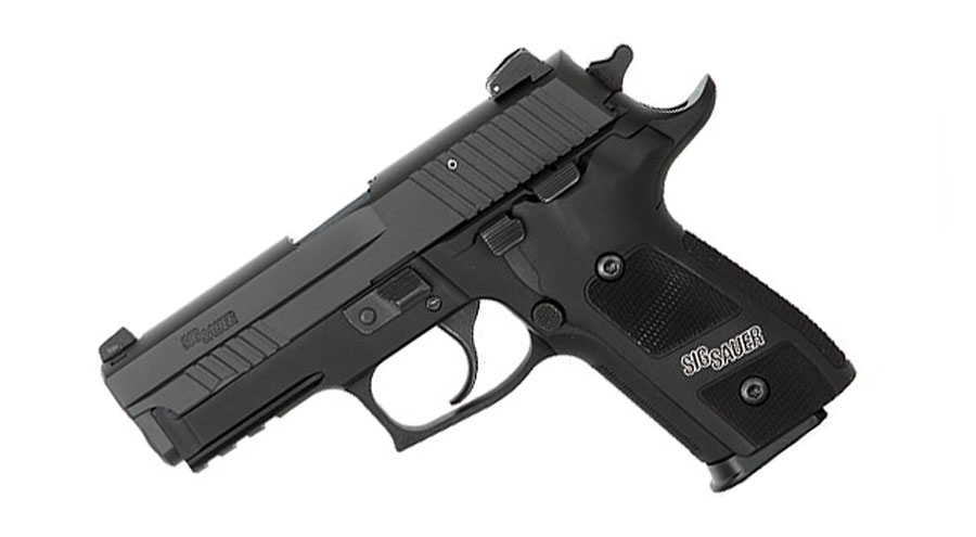 Sig Sauer P229R ELITE DARK 9mm, Adjustable Night Sights, DA/SA, SRT