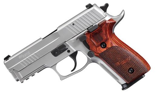 ig Sauer P229R ELITE 9mm, SS, SigLite Night Sights, DA/SA, SRT