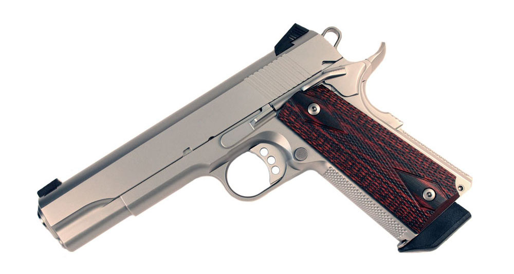 Ed Brown 9mm Special Config - SS