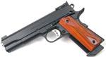 Ed Brown Executive Target, 5 inch, 9mm, Black G3 Coating, Adjustable Target Sights