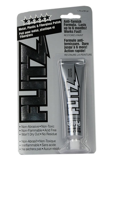 Flitz Polish 50 gram/1.76 oz Tube