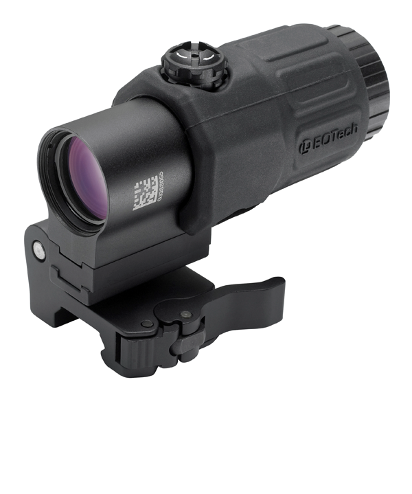EOTech G33 3X Magnifier with Switch-To-Side Mount