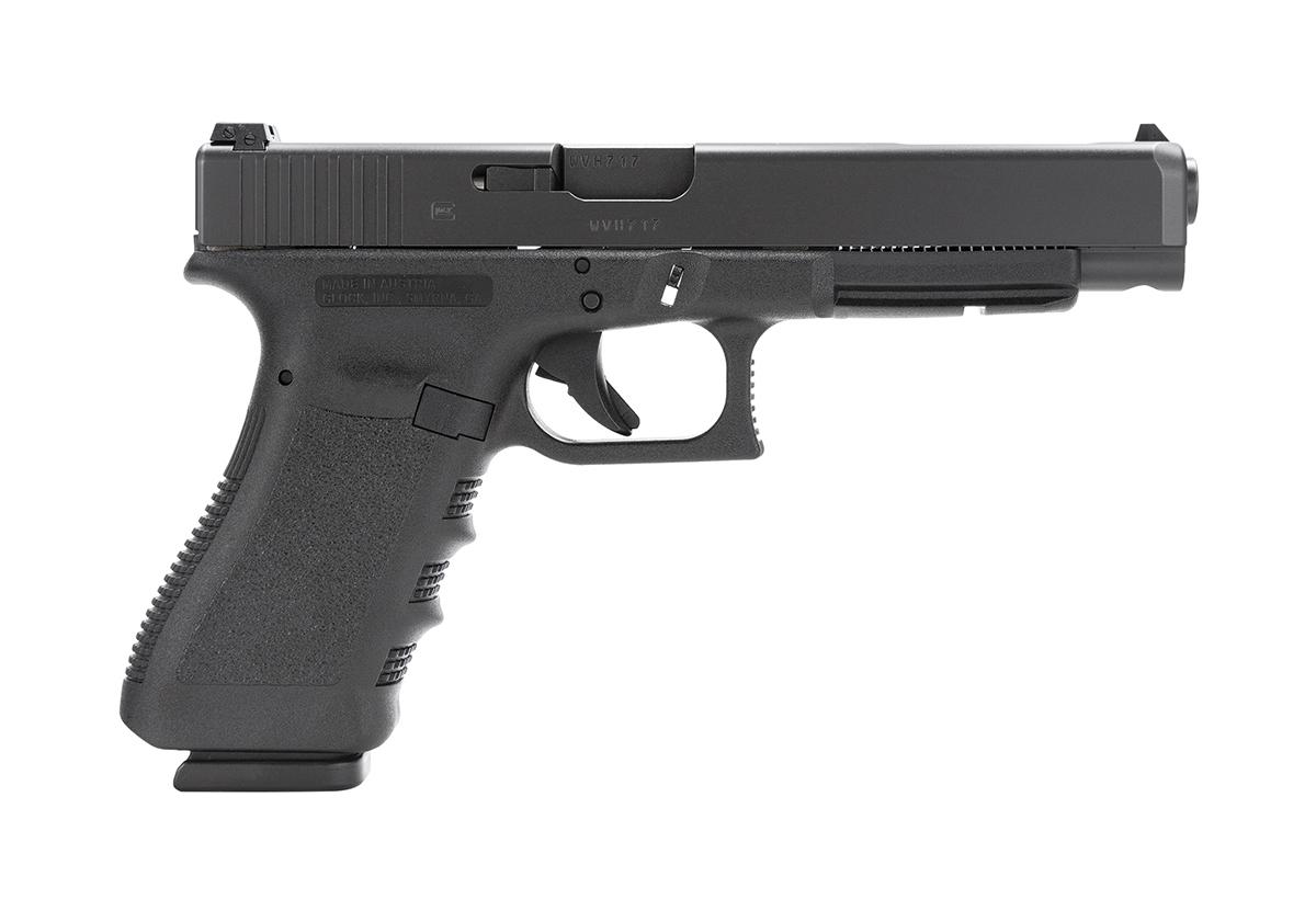 Glock 34 9mm - BLACK