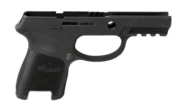 Sig Sauer P250/320 Grip Module Assembly, 9/40/357 Sub-Compact Medium, Railed - Medium Grip