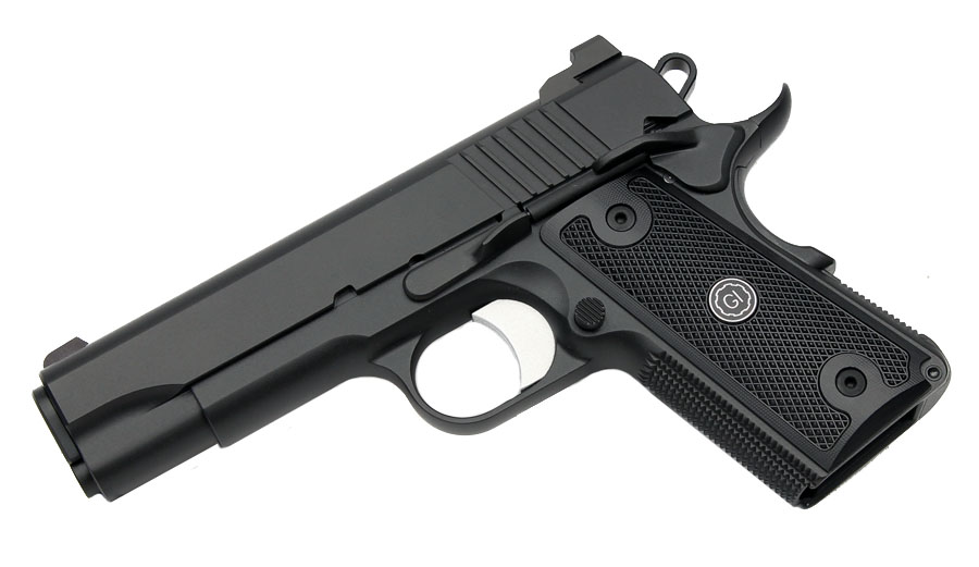 Guncrafter Industries No Name CCO 9mm, Ambi Safety, Black
