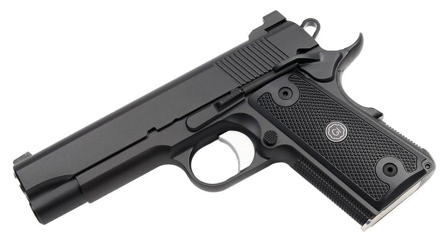 Guncrafter Industries Model 5 Commander W/Compact Grip, 50GI, Black