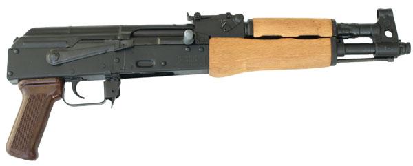 PAP M85 5.56mm Pistol