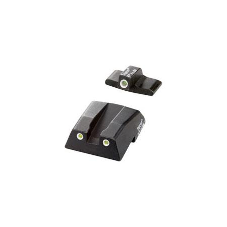 Trijicon Night Sight Set - HK45C, P30 - YELLOW REAR