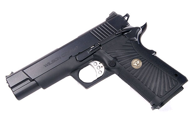 Wilson Combat SPEC OPS 9, 9mm, Black