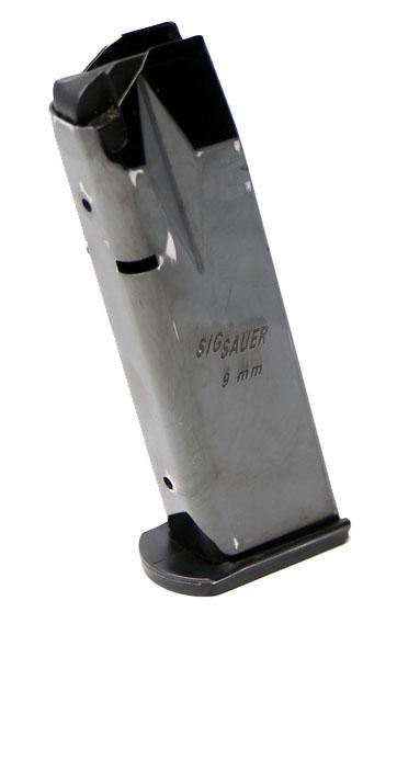 Sig Sauer P226 9mm 15RD Magazine - USED - ITALIAN