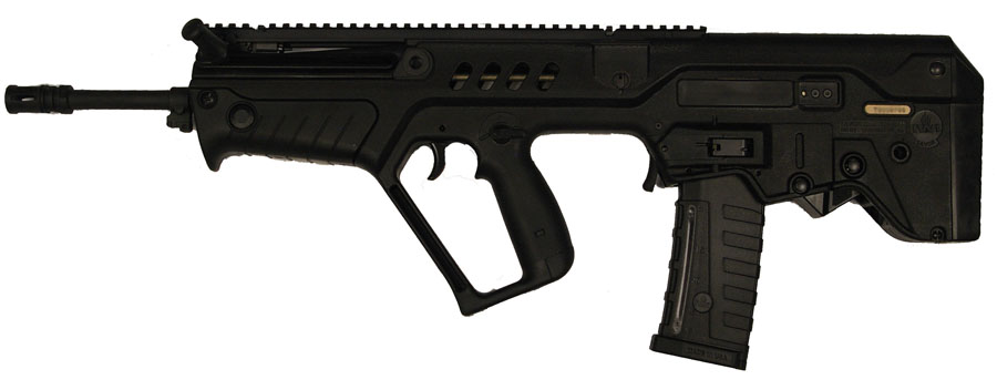 IWI TAVOR SAR Rifle, 18