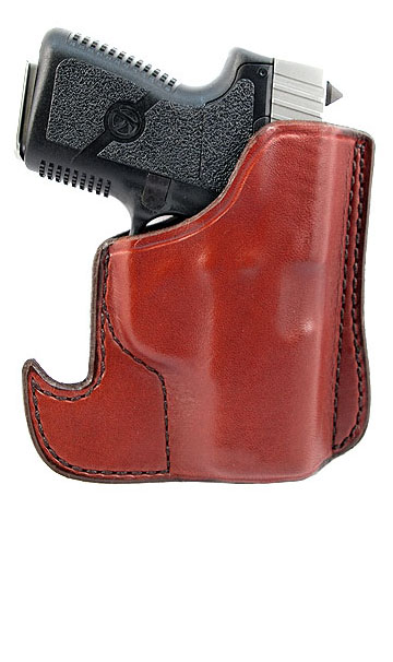 Don Hume 001 Pocket Holster, Brown, Walther PPK, PPK/S, Interarms APK .380
