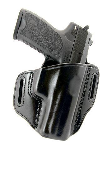 Don Hume H721OT Black, Right Hand, Heckler & Koch USP 9mm, .40SW Full Size