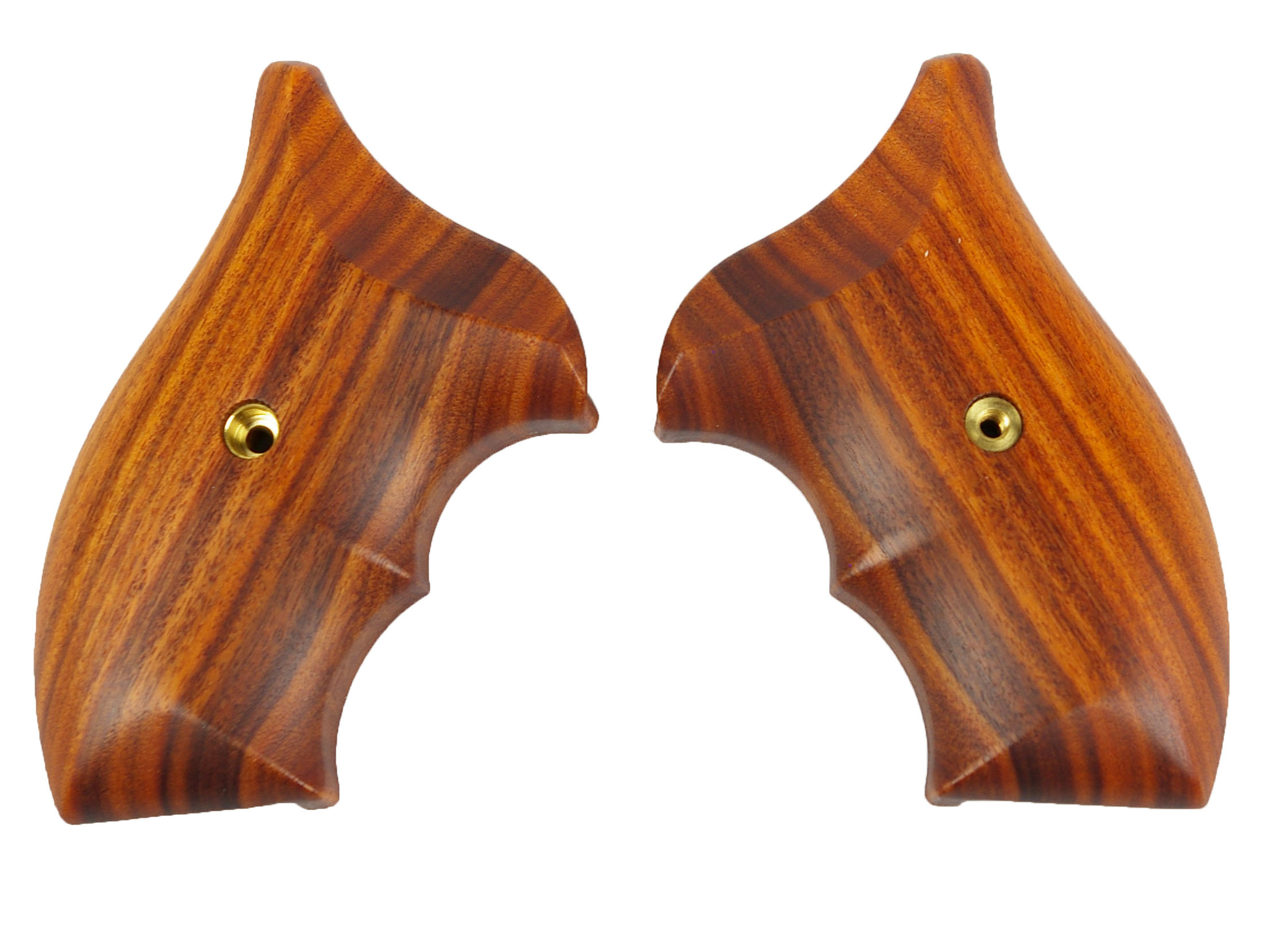 Ahrends S&W, J Frame, RD Butt, Moradillo - Finger Groove - BOOT GRIP - OILED