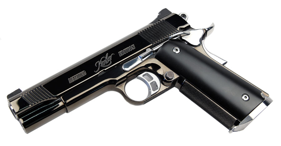 Kimber Gold Combat II .45ACP - Limited Edition