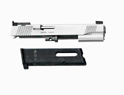 Kimber 1911 Conversion Kit, .22 LR - SILVER