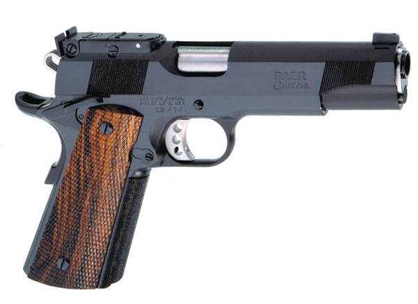 Les Baer PPC Distinguished Match - .45ACP