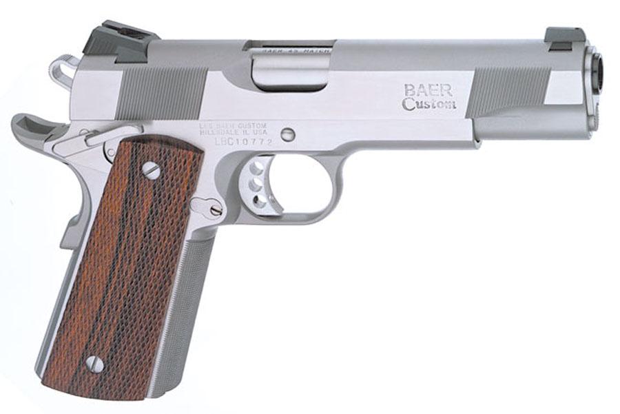 Les Baer Custom Carry Stainless, 5