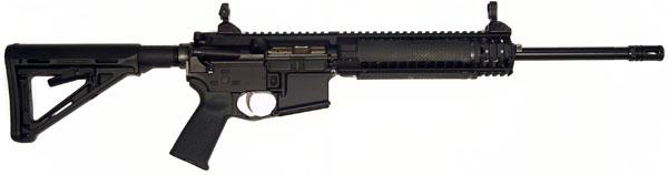 LWRC M6A2 Government, 5.56 X 45mm, 16
