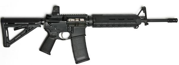 LWRC M6-SL (Stretch Lightweight), 5.56 X 45mm, 14.7