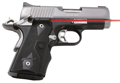 Crimson Trace Laser Grips - 1911 Compact and Officer's Model