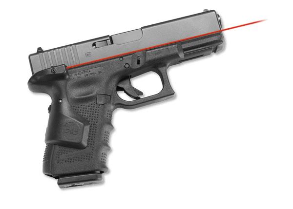 Crimson Trace Laser Grips - Glock 19/23 - GEN 4