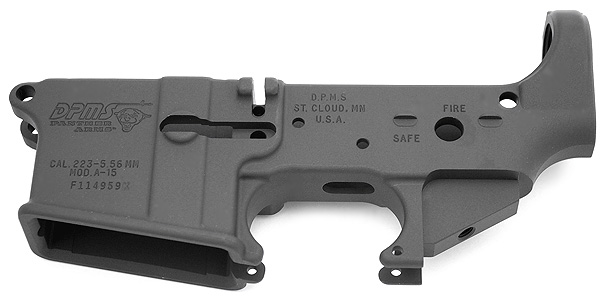 DPMS AR-15 5.56mm Lower Receiver - STRIPPED