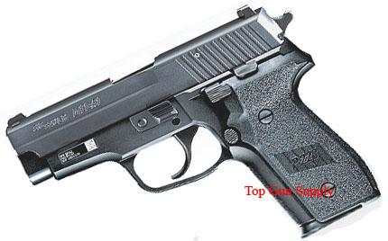 Sig Sauer M11-A1 9mm, Nitron, SigLite Night Sights, DA/SA