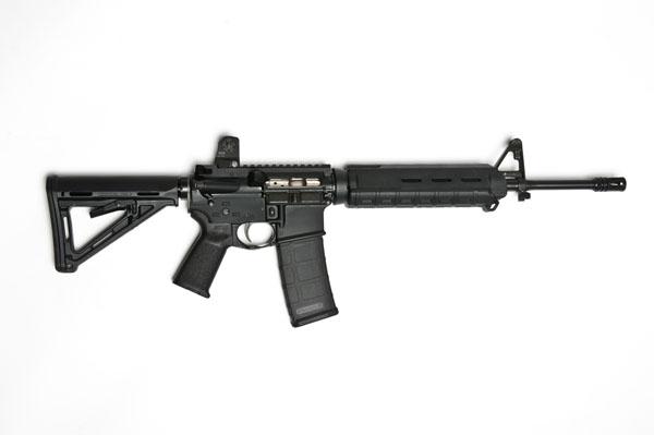 LWRC M6-SL (Stretch Lightweight) 16