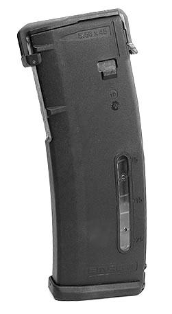 Magpul EMAG Magazine SCAR, HK416, AR15, SA-80 .223 30RD - Black