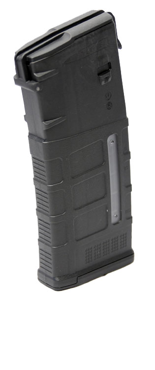 Magpul PMAG .308 25RD Magazine - GEN M3 - BLACK - WINDOW
