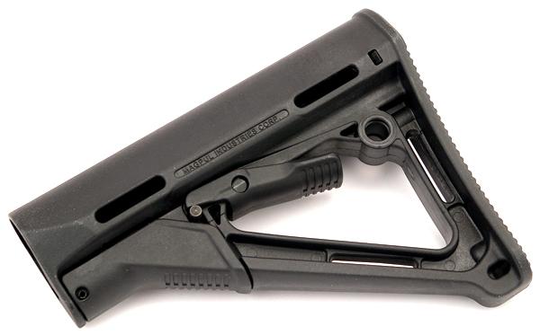 Magpul CTR Carbine Stock - MIL-SPEC - BLACK