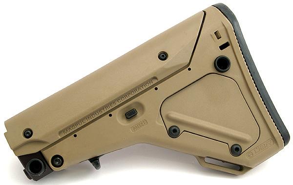 Magpul Utility/Battle Rifle Stock - UBR - DARK EARTH