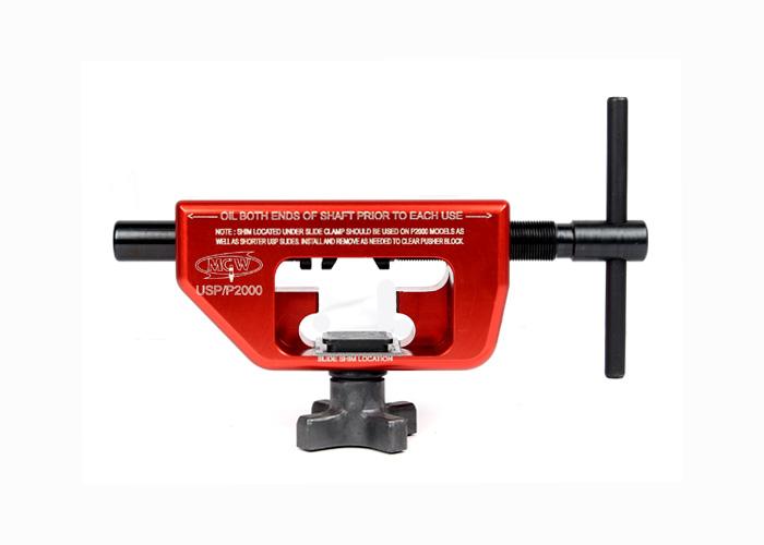 Sight adjust/install tool - H&K USP, P2000