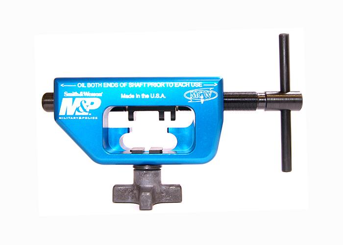 Sight adjust/install tool - Smith & Wesson M&P