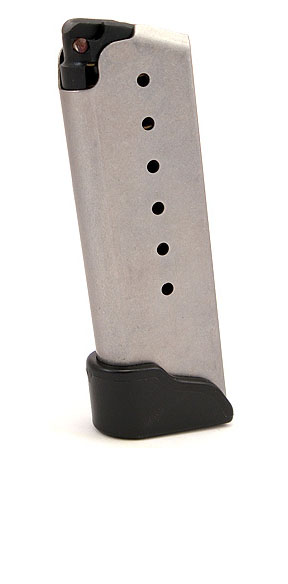 Kahr MK9 and PM9 9mm 7rd Magazine w/Grip Extension - Fits P9 Covert, MK9 and PM9